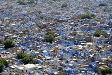 Free Jodhpur, Rajastan Stock Image - 564061