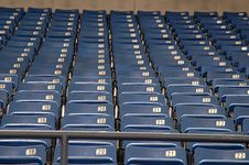 Free Stadium Seating Stock Photography - 564382