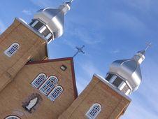 Free Ukrainian Church Stock Images - 564914