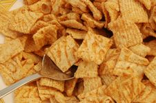 Free Corn Flakes Royalty Free Stock Image - 568326