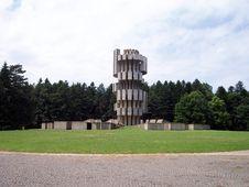 Free Monument WW2 Royalty Free Stock Photos - 568428