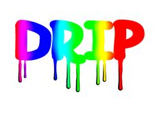 Free Drip 7 Royalty Free Stock Photography - 568737