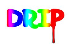 Free Drip 8 Royalty Free Stock Photos - 568738