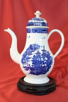 Free Antique Teapot Stock Photo - 569440