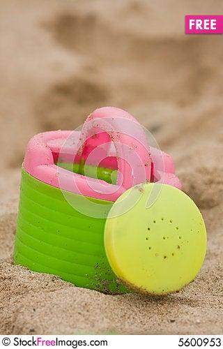 Free Beach Toy Stock Photos - 5600953