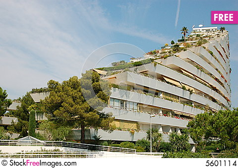 Marina Baie Des Anges Apartments Free Stock Photos
