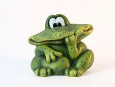 Free Frog 01 Royalty Free Stock Photo - 5600015