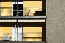 Free Balconies Stock Images - 5600154