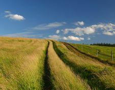 Free Way To Heaven Stock Image - 5600271