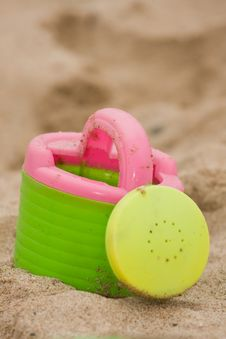 Free Beach Toy Stock Photos - 5600953