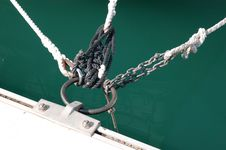 Free Baie Des Anges - Chains Royalty Free Stock Photo - 5601075