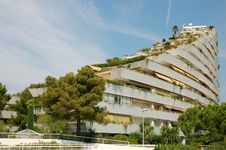 Free Marina Baie Des Anges - Apartments Stock Images - 5601114