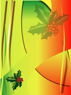 Free Christmas Motive,abstract Vector Stock Photography - 5601812