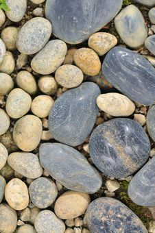 Free Stone And Pebbles Royalty Free Stock Photo - 5602015