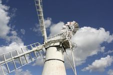 Free Windmill Royalty Free Stock Photos - 5602328