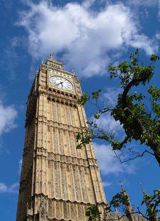 Free Big Ben, London Landmark Royalty Free Stock Photos - 5602578