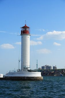 Free Lighthouse Royalty Free Stock Photography - 5602587