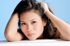 Free Asian Beauty Royalty Free Stock Photos - 5602608