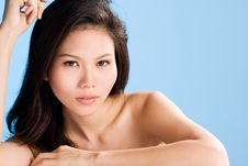 Free Asian Beauty Stock Image - 5602641