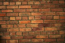 Free Old Brick Wall Royalty Free Stock Images - 5603189