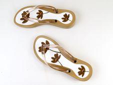 Free Flip-flops 3 Royalty Free Stock Photos - 5603948