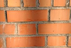 Free Brick Wall Texture Royalty Free Stock Photography - 5604207