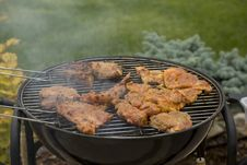 Free Barbeque Stock Image - 5605151