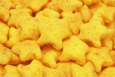 Free Star Snacks Stock Photo - 5607250