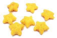 Free Star Snacks Stock Photos - 5607253
