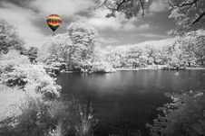 Free The Infrared Dreamy Scenery Royalty Free Stock Images - 5607439