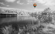 Free The Infrared Dreamy Scenery Stock Images - 5607444