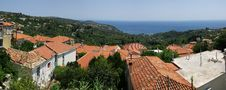 Free Panorama Of A Village. Royalty Free Stock Image - 5609246