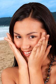 Free Lovely Woman Stock Photos - 5609653