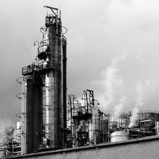 Free Industrial 1 Royalty Free Stock Images - 5609919