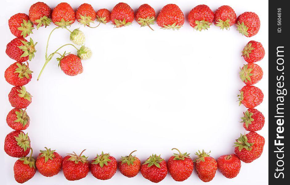 Strawberry Frame - Free Stock Images & Photos - 5604616 ...