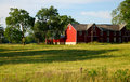 Free American Farm Royalty Free Stock Image - 5611106