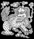 Free Myth Dragon Stock Photography - 5613842