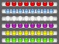 Free 3D Navigation Bar Stock Photo - 5615970