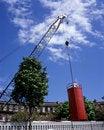 Free Construction Crane Stock Image - 5616521
