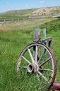 Free Antique Car Wheel Royalty Free Stock Photo - 5619275