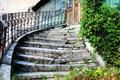 Free Old Stairs Royalty Free Stock Images - 5619449