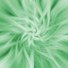 Free Green Abstract Spiral Royalty Free Stock Photos - 5610908