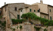 Free Spello, Umbria Royalty Free Stock Photo - 5611095