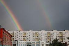 Free Rainbow Royalty Free Stock Photo - 5611205