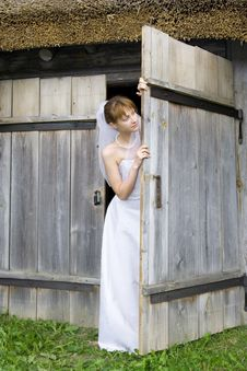 Free Beautiful Bride Stock Image - 5611971