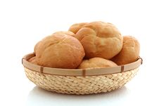 Free Fresh Baked Rolls Stock Photo - 5613000