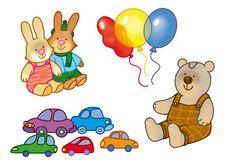 Free Toy Royalty Free Stock Photos - 5613268