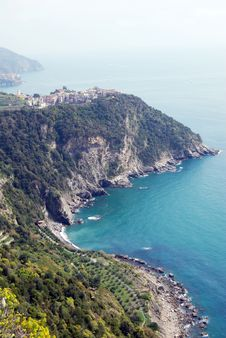 Free Corniglia - Cinque Terre Royalty Free Stock Photos - 5613418