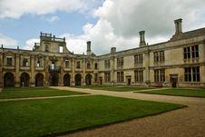 Free Elizabethan Abandonment Royalty Free Stock Photography - 5614137