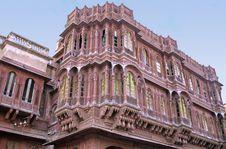 Free Bikaner Palace Stock Image - 5614451